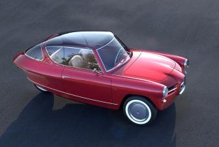 Первое авто производства Эстонии: фото Nobe вызвали неоднозначную реакцию в Сети