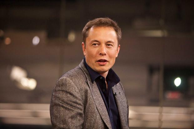 Tesla обвалилась
