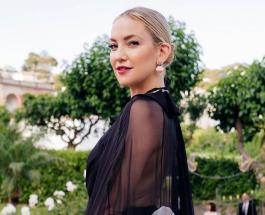 Кейт Хадсон продемонстрировала стройную фигуру в рекламе собственного бренда