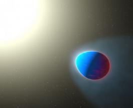 Новая планета открытая астрономами удивила ученых своей формой