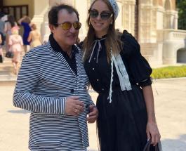 Полина Диброва призналась что рядом с мужем чувствует себя ребенком
