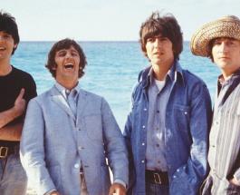 """50 лет назад было сделано легендарное фото для обложки альбома Биттлз """"Abbey Road"""""""