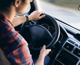 Вежливый водитель на оживленной трассе в США стал звездой Сети