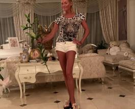 Анастасия Волочкова очень похудела: балерина заявила что почти ничего не ест