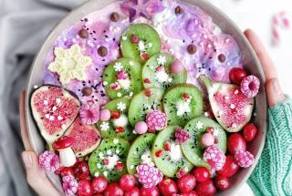 Сказочная еда: талантливая девушка превращает обычные продукты в красочные завтраки