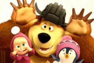 Маша и Медведь: новый сборник о приключениях неугомонной девчушки и ее друзей