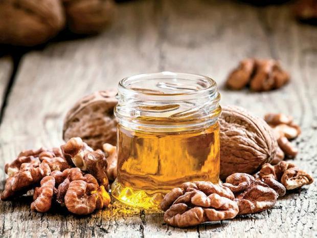 Орехи с медом как называется