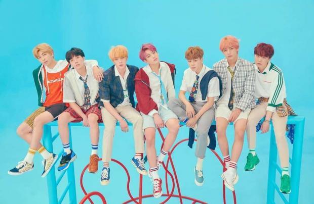 К-рор группа BTS выиграла в двух номинациях премии MTV VMA ...