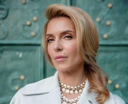 Оливия Узелкова пошла в первый класс: Марина Боржемская показала школьные фото дочери