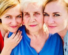 Маша Машкова трогательно поздравила бабушку с днем рождения показав забавные снимки