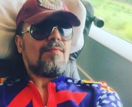Богдан Титомир не меняется с возрастом: новое фото 52-летнего любителя эпатажа