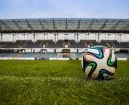 ФИФА презентовала официальную эмблему Чемпионата мира по футболу-2022