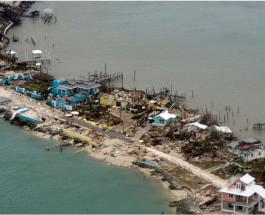 Ураган Дориан нанес большой ущерб Багамам: фото последствий мощной стихии