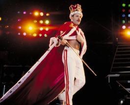 73 года назад родился Фредди Меркьюри: жизненный путь легендарного вокалиста и лидера «Queen»