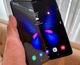 Samsung запустил в продажу свой первый складной смартфон Galaxy Fold