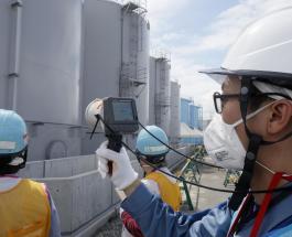 """Японцы собираются вылить в океан более миллиона тонн радиоактивной воды с АЭС """"Фукусима"""""""
