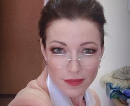"""Алена Хмельницкая показала повзрослевшую младшую дочь: фаны назвали Ксению """"солнышком"""""""