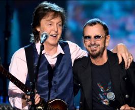 Пол Маккартни и Ринго Старр совместно запишут песню сочиненную Джоном Ленноном