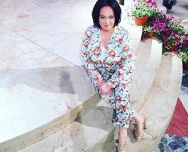 Лариса Гузеева пожаловалась на очень трудный год: жизнь не балует телеведущую