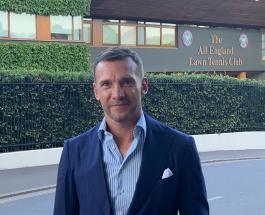 Сын Андрея Шевченко строит карьеру футболиста в английском клубе
