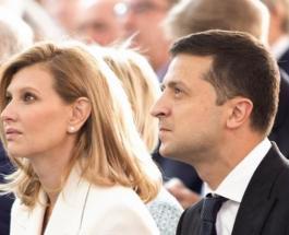 Владимир и Елена Зеленские провели встречу со звездами мирового кино