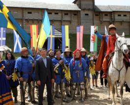 """Чемпионат Европы по средневековому бою пройдет в """"Парке Киевская Русь"""""""