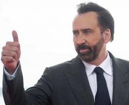 Потолстевший Николас Кейдж с густой бородой: новые фото актера удивили фанатов