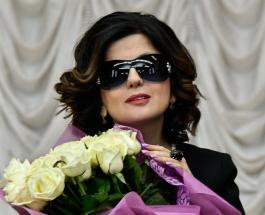 Диана Гурцкая с мужем – красивая пара: супруги принимают поздравления с агатовой свадьбой