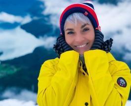 Завораживающие норвежские пейзажи и яркие образы от Юлии Костюшкиной
