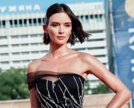 Жена Федора Бондарчука на обложке глянца: восхитительные фото Паулины Андреевой