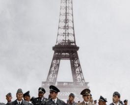 В подвалах французского Сената нашли огромный бюст Гитлера и связанную с ним символику