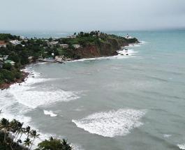Тропический шторм Карен обрушился на острова в Карибском море