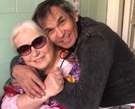 """Бари Алибасов поздравил жену с днем рождения назвав ее """"нежным цветочком"""""""