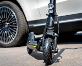 Mercedes-Benz BMW и Audi вступили в гонку по производству фирменных электрических скутеров