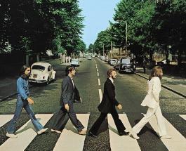 Вышел новый клип Beatles посвященный 50-летней годовщине альбома Abbey Road