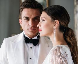 Регина Тодоренко показала ранее неопубликованные фото со свадьбы