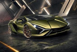 Компания Lamborghini создала самый мощный автомобиль за всю историю бренда