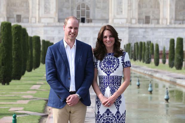 Кейт Миддлтон в цветочном платье за 2000 долларов открыла сад «Назад к природе»