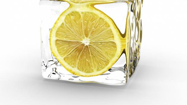 Полезные свойства замороженного лимона