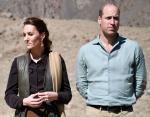 Красивые фото Принца Уильяма и Кейт Миддлтон в горах на севере Пакистана