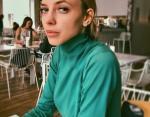 Надя Сысоева в Доме Культур