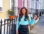 Блогерша в Ноттинг-Хилле