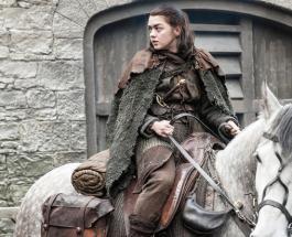 """Арья Старк из """"Игры престолов"""" заметно похорошела: новые фото 22-летней Мэйси Уильямс"""