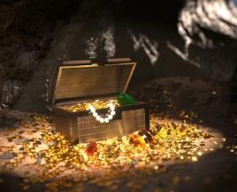 Гора золота найдена в подвале дома коррумпированного чиновника из Китая
