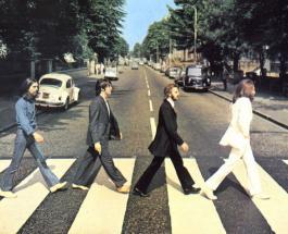 Альбом Abbey Road вновь занял первую строчку хит-парада через 50 лет после своего дебюта
