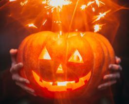 Костюмы на Хеллоуин связанные крючком: оригинальные наряды для детей