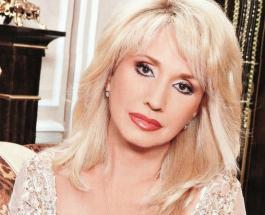 Ирина Аллегрова в двух совершенно разных образах: блондинка или брюнетка