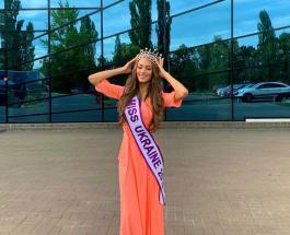 Главная красавица Украины Маргарита Паша готовится к конкурсу «Мисс Мира» 2019