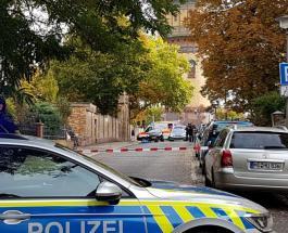 Стрельба на улице в Германии: два человека погибли