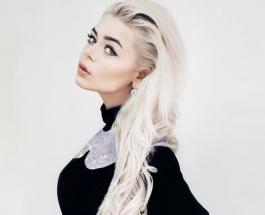 """Алина Гросу презентовала клип на песню """"Луна"""" во время съемок которого она рисковала жизнью"""